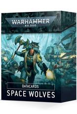 Games Workshop Data Cards: Space Wolves