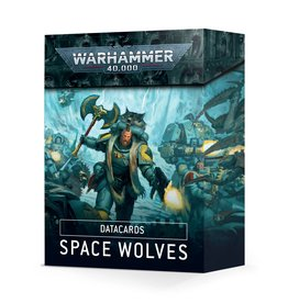 Games Workshop Data Cards: Space Wolves