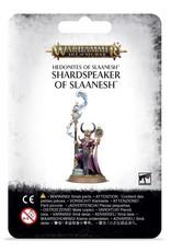 Games Workshop Age of Sigmar: Shardspeaker of Slaanesh
