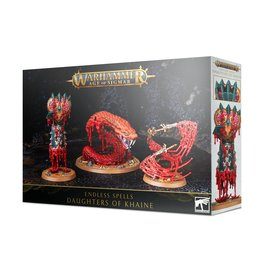 Games Workshop Age of Sigmar: Endless Spells Daughters of Khaine