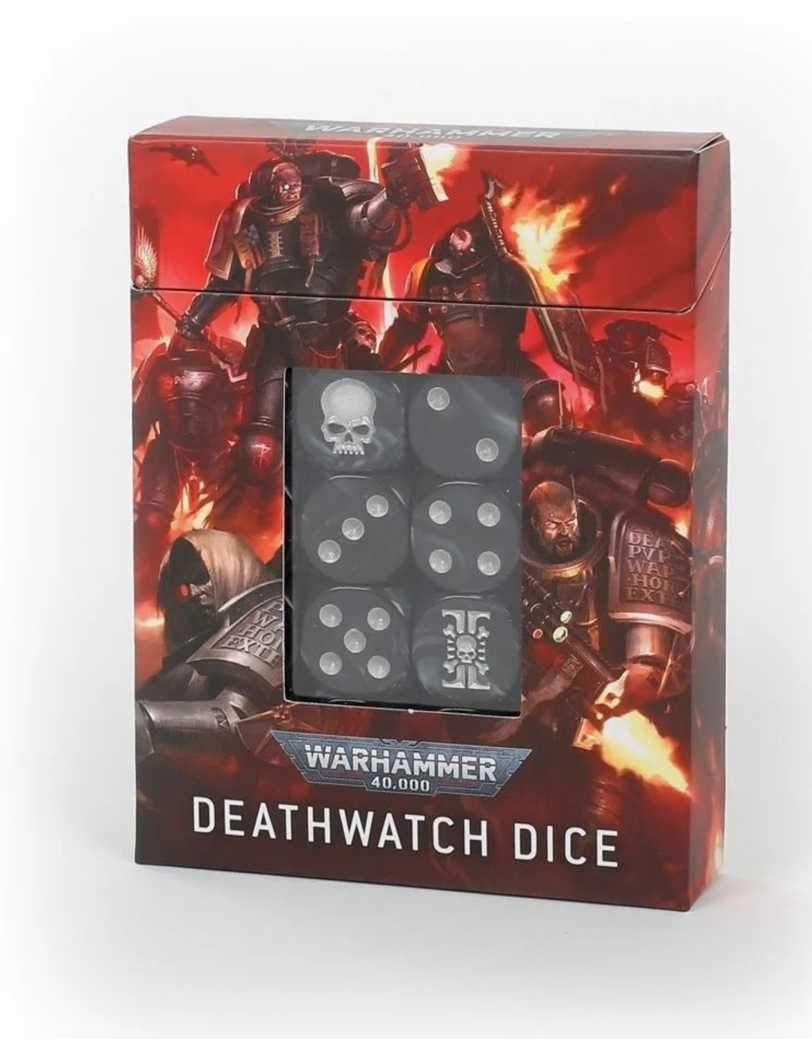 Games Workshop Deathwatch Dice
