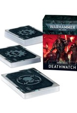 Games Workshop Data Cards: Deathwatch