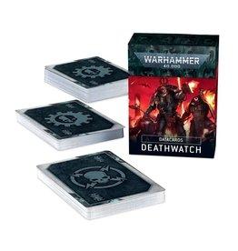 Games Workshop Data Cards: Deathwatch