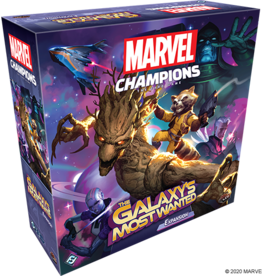 FFG Marvel Champions: The Galaxy's Most Wanted