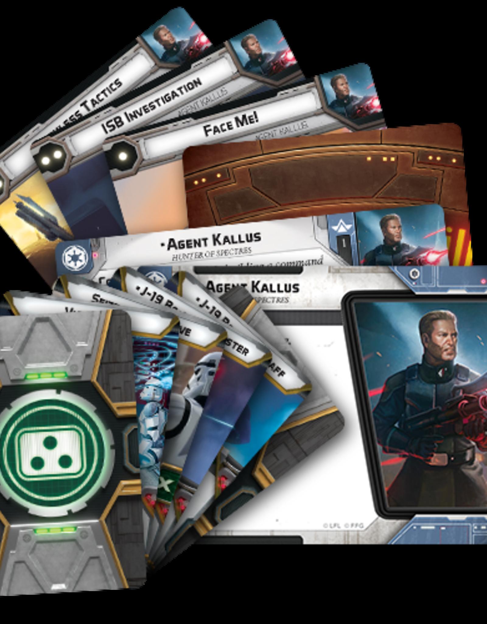 FFG Star Wars Legion: Agent Kallus