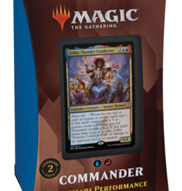 WOTC Commander 2021 Strixhaven: Prismari Performance