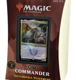 WOTC Commander 2021 Strixhaven: Silverquill Statement