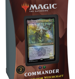WOTC Commander 2021 Strixhaven: Witherbloom Witchcraft