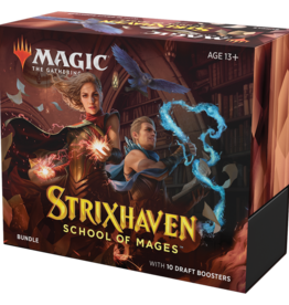 WOTC MTG Strixhaven Bundle (Fat Pack)