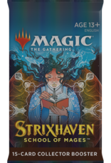 WOTC MTG Strixhaven Collector Pack