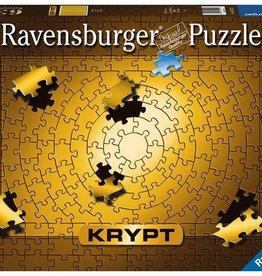 Ravensburger Puzzle 631 Piece: Krypt Gold