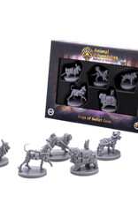 Steamforged Games Animal Adventures RPG: Dogs of Gullet Cove