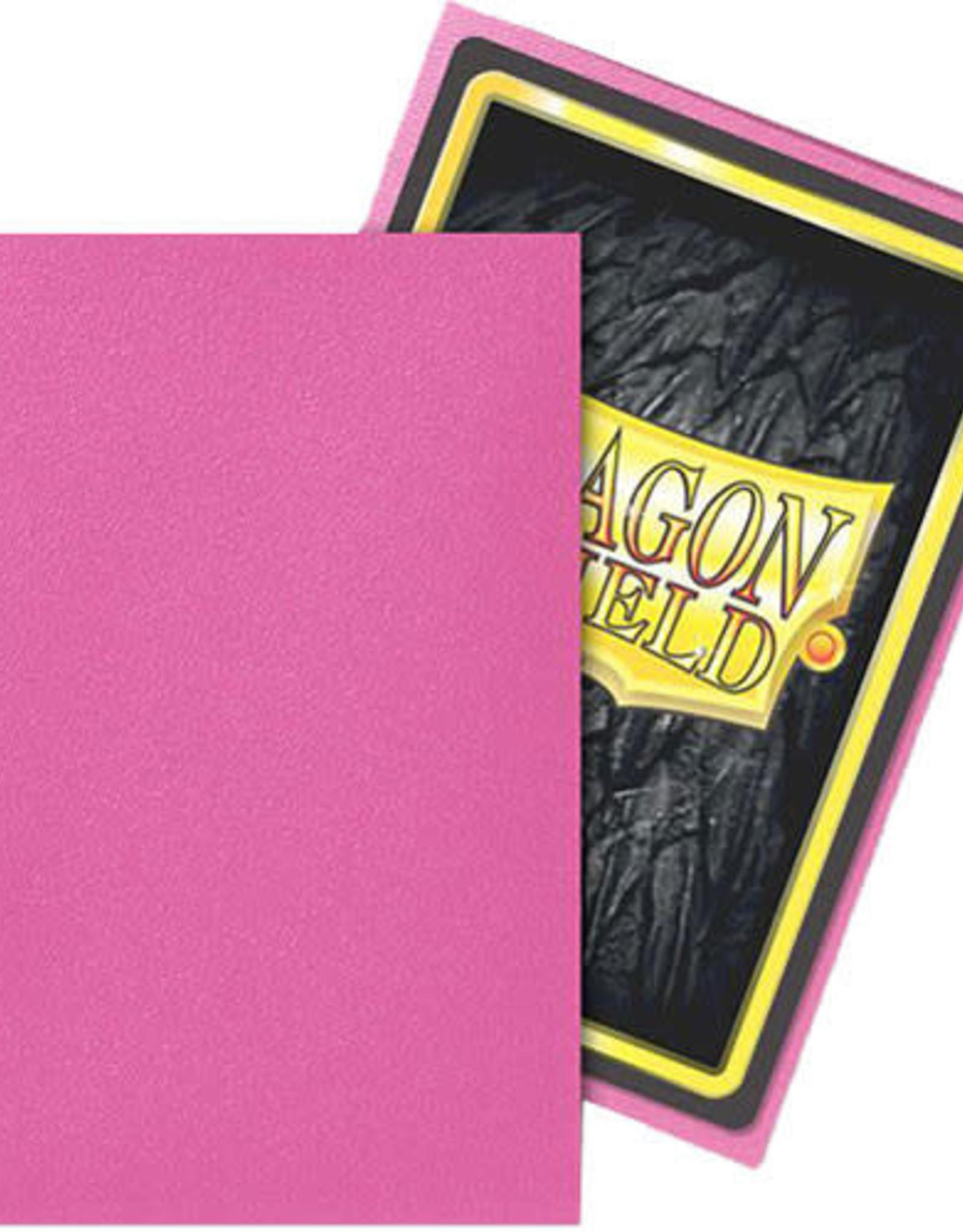 Dragon Shields Dragon Shield (100) Matte - Pink Diamond