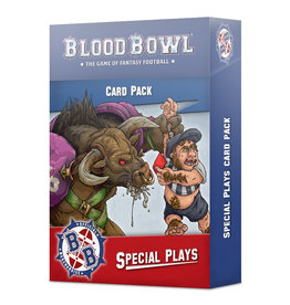 Games Workshop Blood Bowl: Special Plays Cards