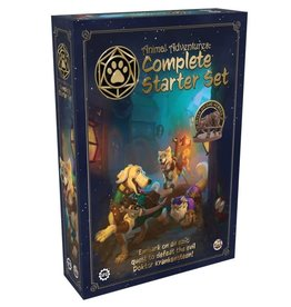Steamforged Games Animal Adventures RPG: Starter Set