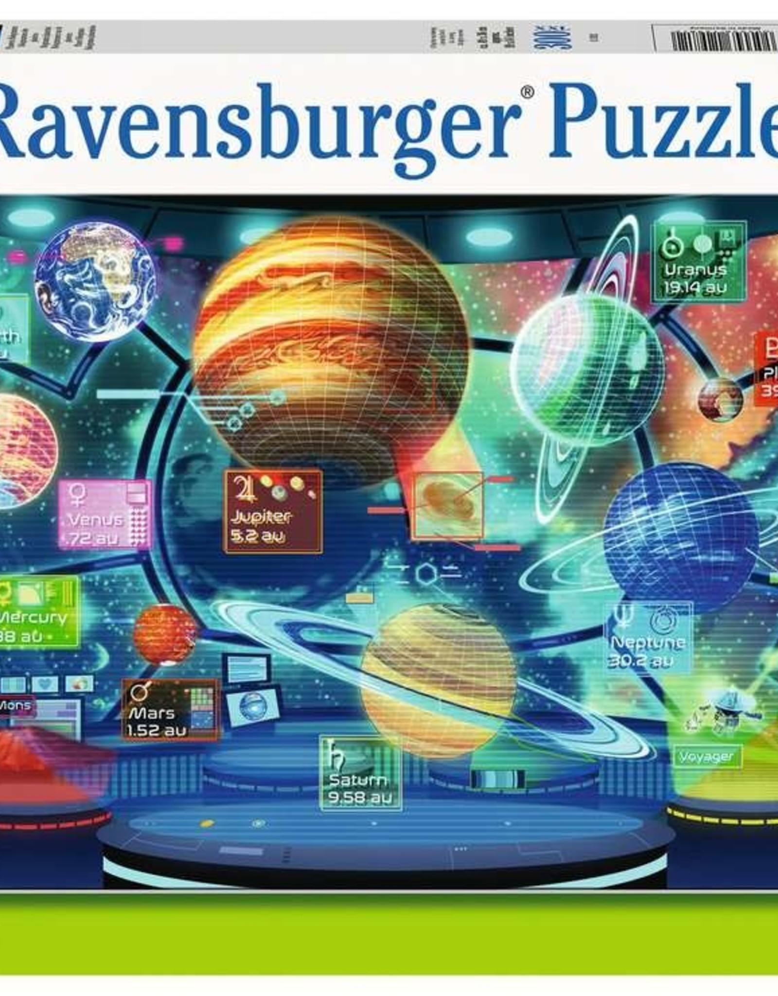 Ravensburger 300 pc XXL Planet Holograms