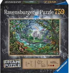Ravensburger Escape Room Puzzle 759pc: The Unicorn