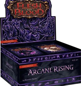 FAB Flesh and Blood: Arcane Rising Booster Box