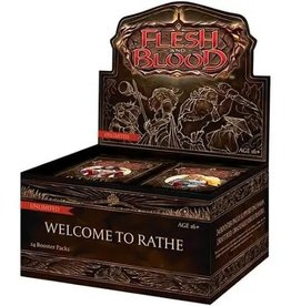 FAB Flesh and Blood: Welcome to Rathe Booster Box