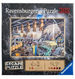 Ravensburger Escape Puzzle 368pc: The Toy Factory