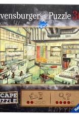 Ravensburger Escape Puzzle 368pc: The Laboratory