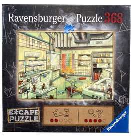 Ravensburger Escape Puzzle 368pc: The Laboratory