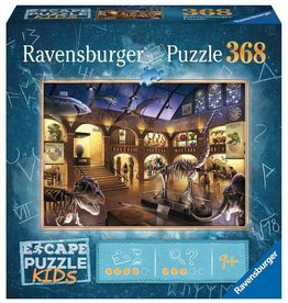 Ravensburger Escape Puzzle 368pc: Museum Mysteries