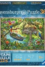 Ravensburger Escape Puzzle 368pc: Jungle Journey