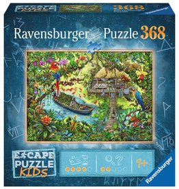 Ravensburger Escape Puzzle 368pc: Jungle Journey
