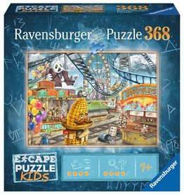 Ravensburger Escape Puzzle 368pc: Amusement Park Plight