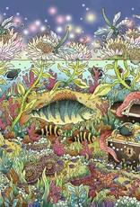 Ravensburger Puzzle 1000pc : Underwater Kingdom at Dusk