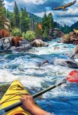 Ravensburger Puzzle 1000pc: Whitewater Kayaking