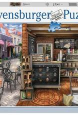 Ravensburger Puzzle 1000pc: Quaint Cafe