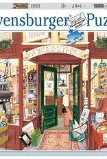 Ravensburger Puzzle 1500pc: Wordsmith's Bookshop