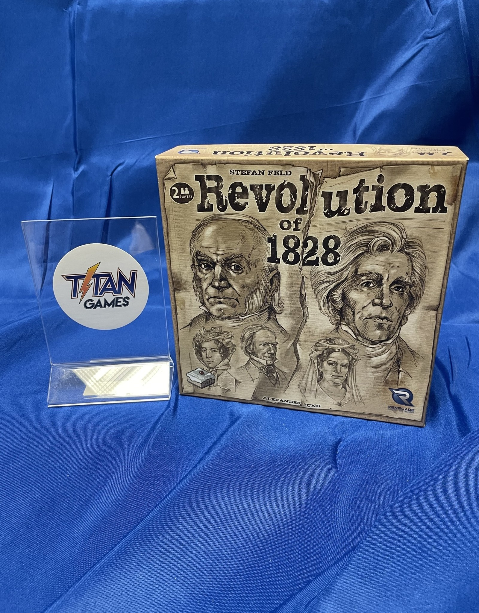 UBGS Revolution of 1828