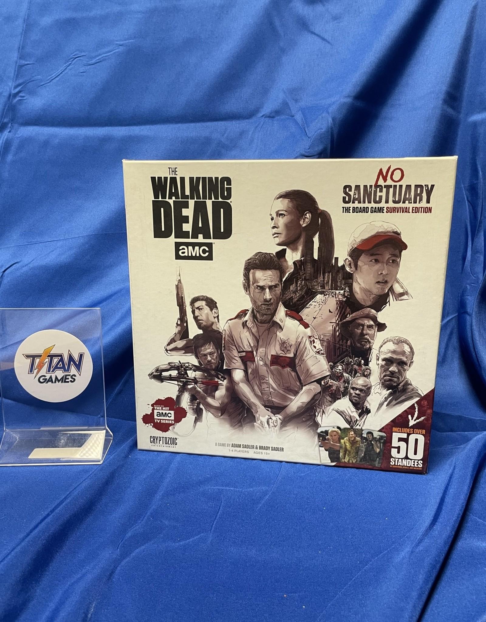 UBGS The Walking Dead: No Sanctuary