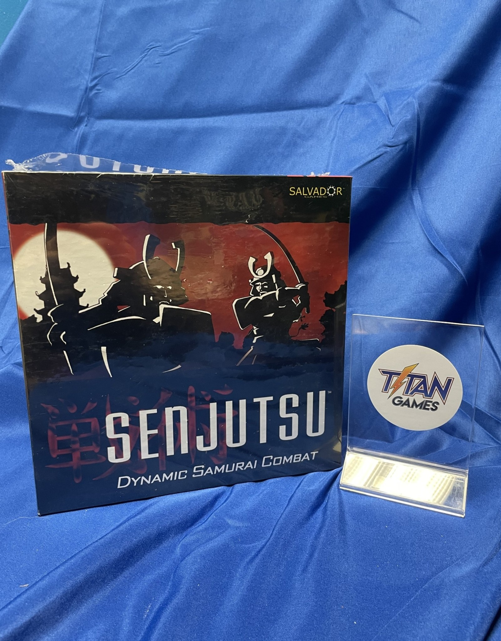 UBGS Senjutsu, Dynamic Samurai Combat