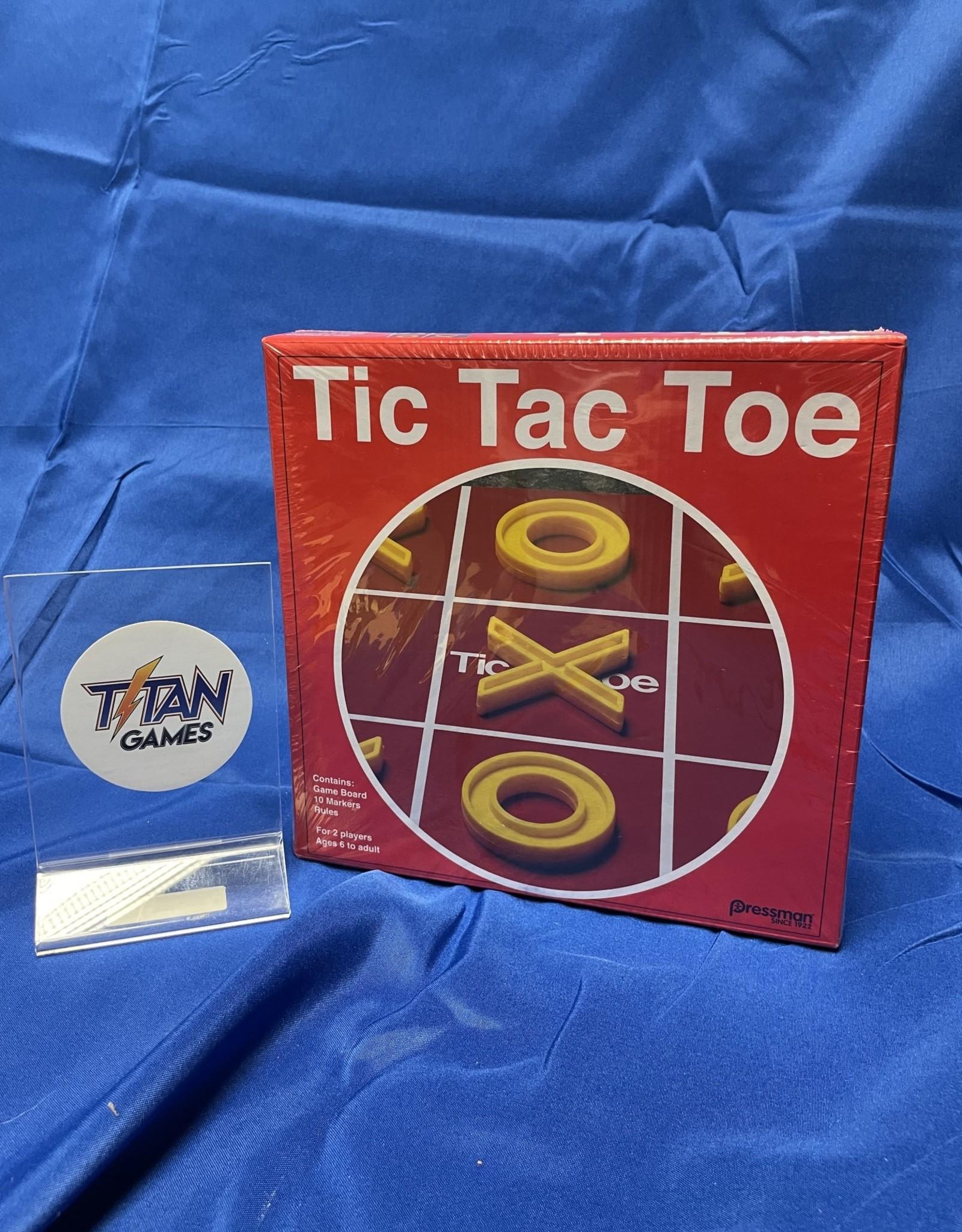 UBGS Tick Tac Toe