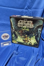 UBGS Ghost Stories