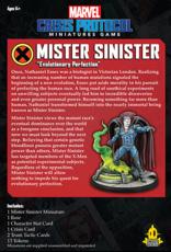 Atomic Mass Marvel Crisis Protocol: Mister Sinister