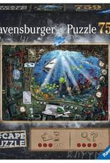 Ravensburger Escape Puzzle 759 pc: Submarine