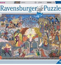 Ravensburger Puzzle 1000pc: Romeo & Juliet