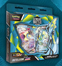 Pokemon Inteleon VMAX League Battle Deck