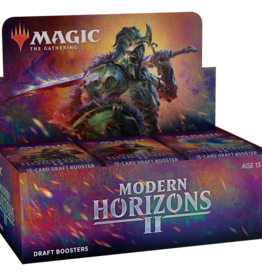 WOTC MTG Modern Horizons 2 Draft Booster Box