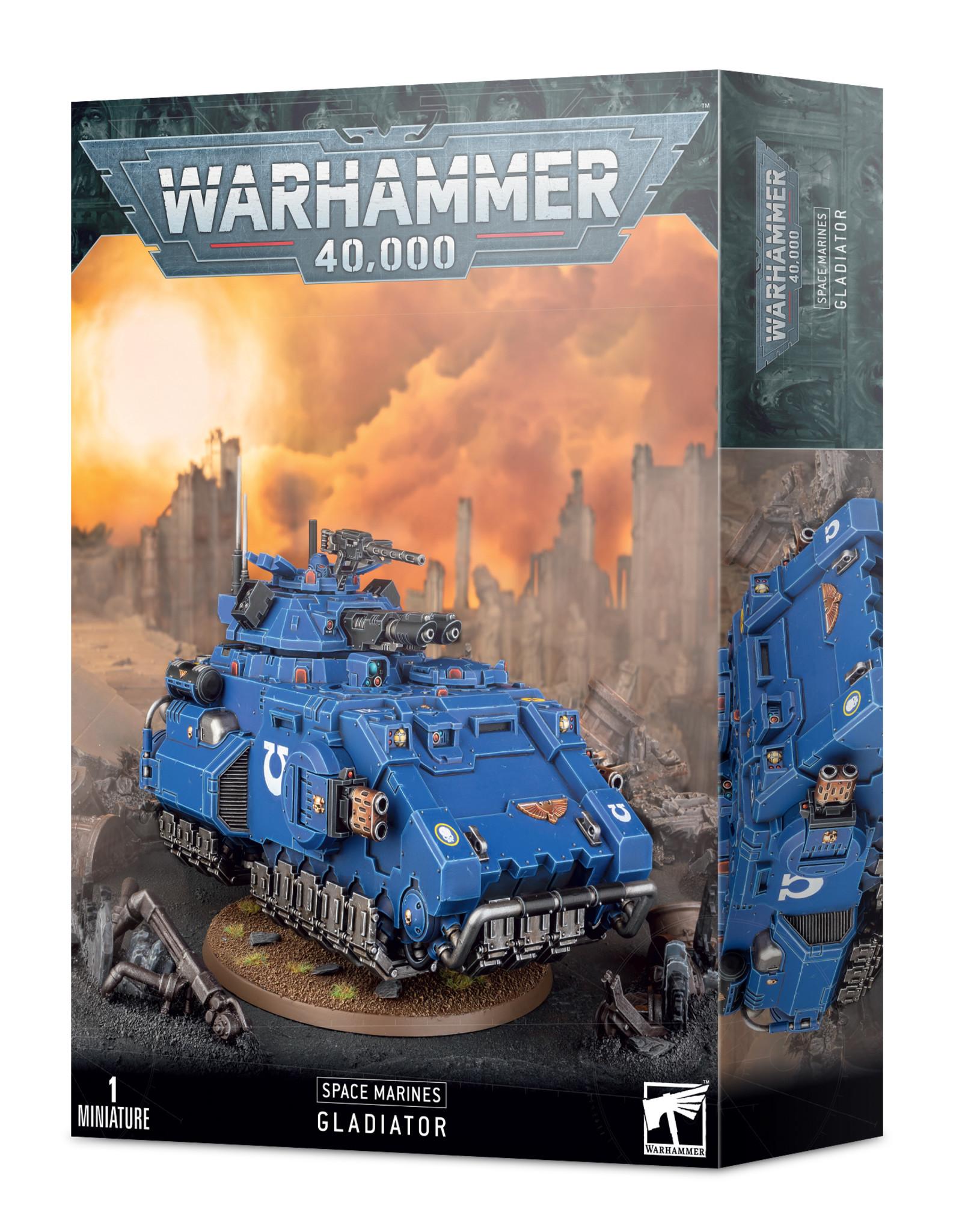 Games Workshop Warhammer 40K: Space Marines Gladiator