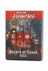 Games Workshop Warcry: Agents of Chaos Dice
