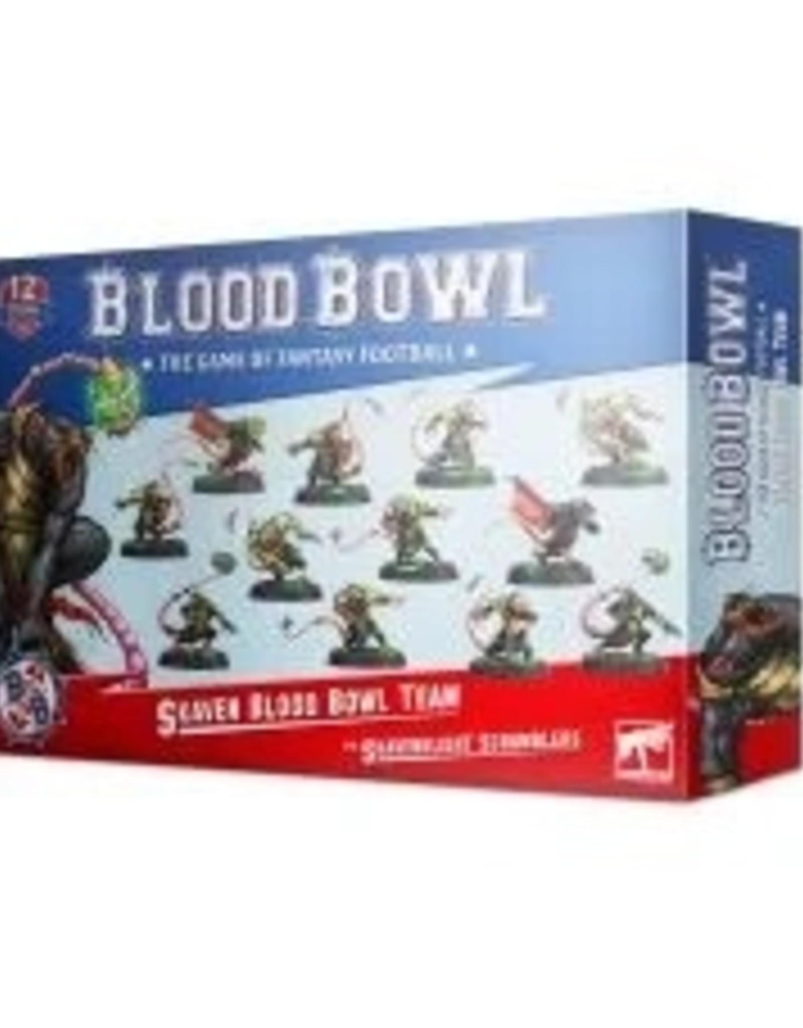 Games Workshop Blood Bowl: Skavenblight Scramblers