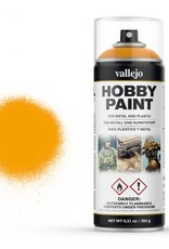 Vallejo Spray Primer -  28.018 Sun Yellow (400ml)