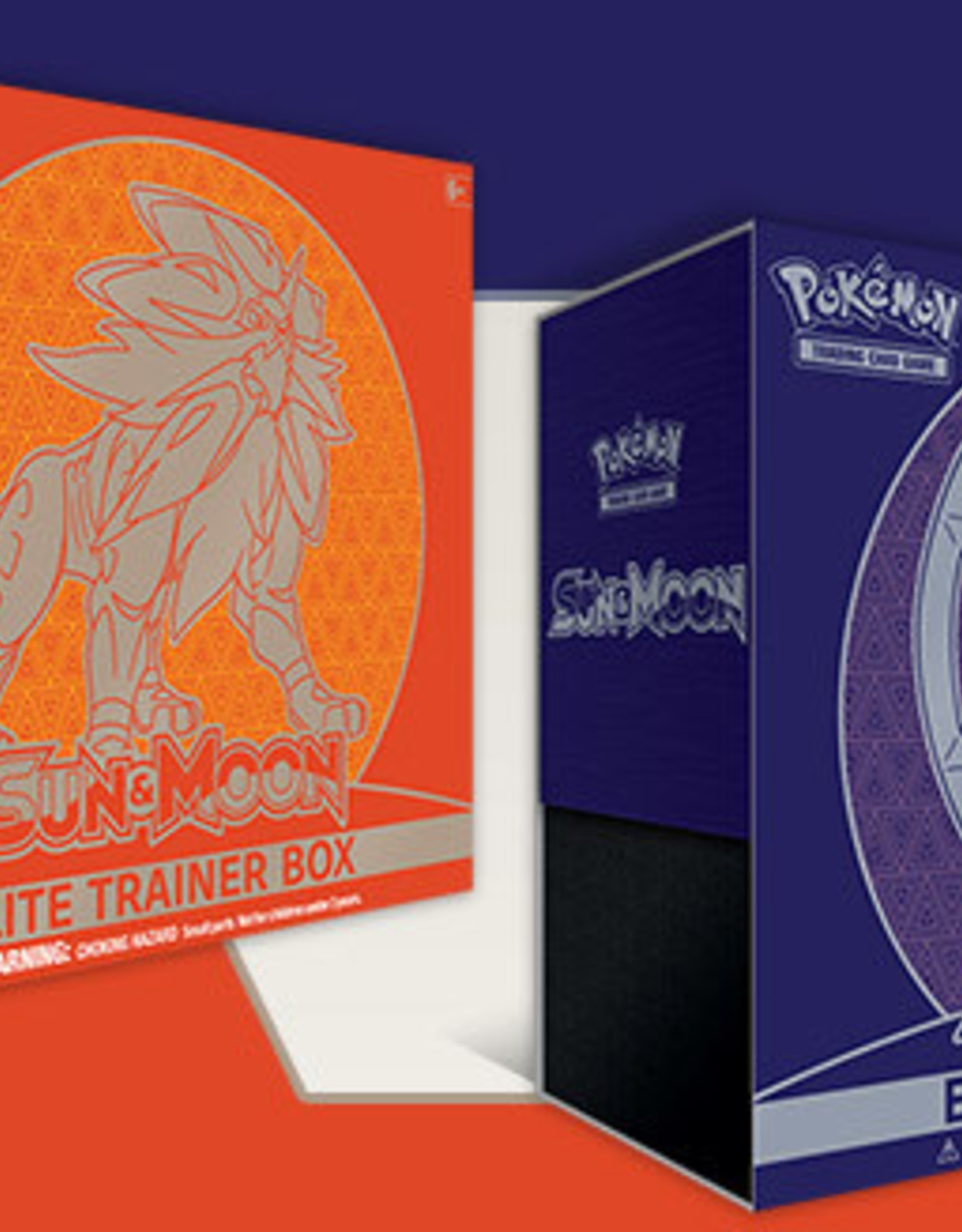 Pokemon Pokemon Sun & Moon Elite Trainer Box
