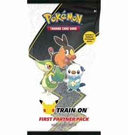 Pokemon First Partner Booster Pack: Unova